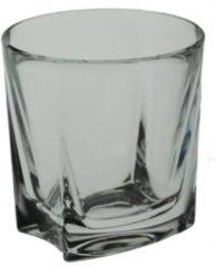 Transparante Bohemia crystal Kathrene kristallen whiskyglazen 280ml