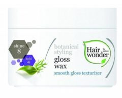 Hairwonder Botanical styling gloss wax 100 Milliliter