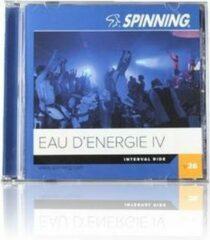 Zwarte Spinning® Music CD Volume 26 - Interval Ride