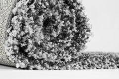 Impression Himalaya Shaggy Hoogpolig Deluxe Vloerkleed Grijs - 80x150 CM