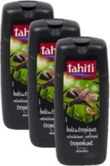Tahiti - Tropenhout - Douchegel - 3 x 300 ml