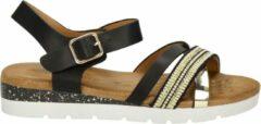 Dolcis dames sandaal - Zwart - Maat 40