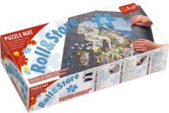 Grijze Trefl Puzzelmat 500-3000 stukjes Puzzelmat