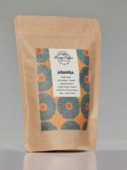 Tanza Coffee | Aranga Light-Medium Roast | Biologische Vers Gebrande Koffiebonen | Tanzania Single Origin | Specialty Coffee Koffie | 250 Gram