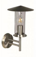 Luxform Utah wall wandlamp 230V - zilver