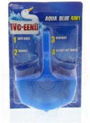 WC Eend Toiletblok aqua blue 40 Gram