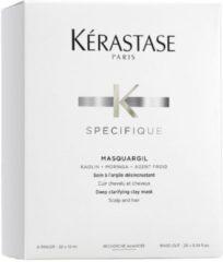 Kerastase MASQUARGIL deep clarifying clay mask 20X10 ml
