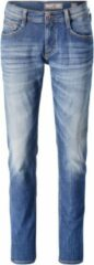 Blauwe Mustang Tapered Fit Tapered fit Jeans Maat W31 X L34