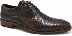 Bruine Melik Shoes 7674-108-w13 Ontario Br.