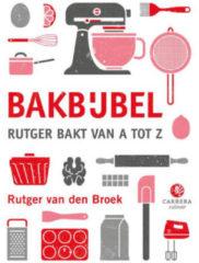 Books by fonQ Bakbijbel - Rutger bakt van A tot Z