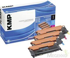KMP Toner multipack vervangt Samsung CLT-P4092C, CLT-K4092S, CLT-C4092S, CLT-M4092S, CLT-Y4092S Compatibel Zwart, Cyaan, Magenta, Geel 1500 bladzijden SA-T25V