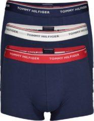 Blauwe Tommy Hilfiger - 3-pack Premium Essentials Trunk Boxershorts Blauw - 904 - XL