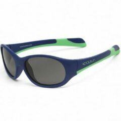 KOOLSUN - Fit - Kinder zonnebril - Navy Spring Bud - 1-3 jaar