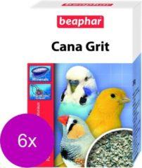 Beaphar Cana Parelgrit - Vogelsupplement - 6 x 250 g