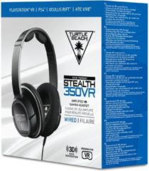 Zwarte Turtle Beach Ear Force Stealth 350VR (PS4, VR, Oculus, Samsung Gear, HTC VIVE)