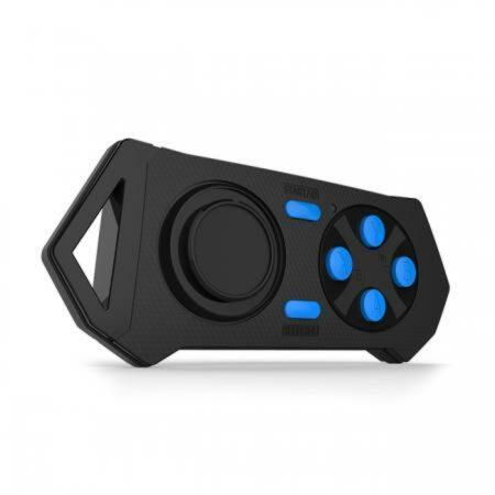 Afbeelding van Modecom VOLCANO Mini GamePad Gamepad Android Zwart, Blauw