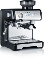 Zwarte Graef ESM 802 Espressomachine 2,5 l Half automatisch