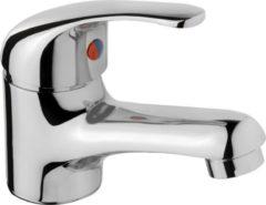 SanitairZone Aloni Luca Wastafelmengkraan Met Waterbesparing Chroom