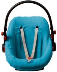 Blauwe Briljant Autostoelhoes voor Maxi Cosi Cabrio/Pebble Aqua