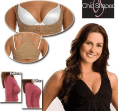 Orange Planet Chic shaper white l