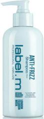 Label. M Label.M Anti Frizz shampoo 300 ml