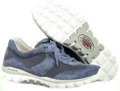 Gabor Rollingsoft 26.966.26 Dames Wandelsneaker - Blauw - Maat 37.5