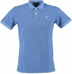 Replay blauwe polo - Maat XS