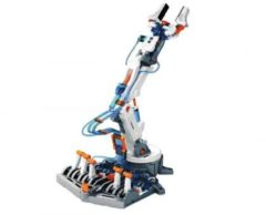 Gele Velleman KSR12 Hydraulische robotarm bouwpakket