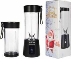 Easyblender- Blender- Easyblends Pro- Zwart- Extra cup- Draagbaar