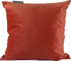 Oranje Particolare Sierkussen 45x45cm - Laagste prijsgarantie!
