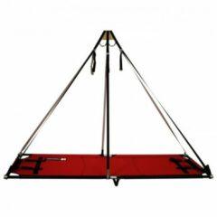 Rode Metolius - Bomb Shelter-Single - Portaledge maat 76 x 220 cm rood