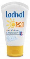 Ladival Zonnebrand Melk voor Kinderen Gezicht SPF50+ 50 ml