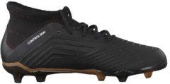 Stabisierende Fußballschuhe mit Nockenprofil adidas performance CBLACK/FTWWHT/RED