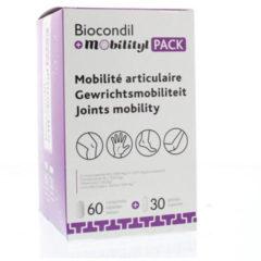 Trenker Biocondil Duopack 60 Tabs + Mobilitis 30 Caps (60+30)