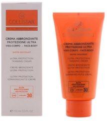 Collistar Ultra Protection Tanning Zonnebrandcreme - SPF 30 - 150 ml - Voor gezicht en lichaam