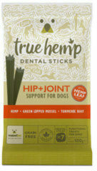 "True Hemp Dental Sticks ""heup en gewrichten"""