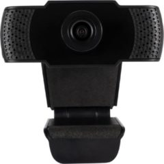 Silvergear Hd Webcam 1080p - Ingebouwde Microfoon - Voor Computers En Laptops - Windows En Apple