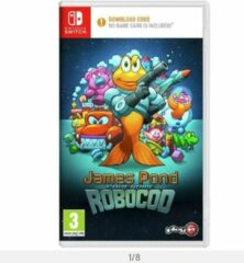 James Pond Codename: RoboCod - Nintendo Switch Game - downloadcode in hoes
