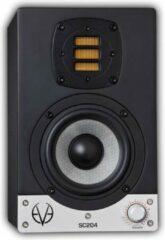 EVE audio SC204 Zwart luidspreker