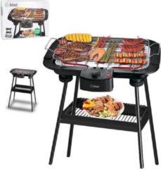Barbecue Kiwi 2000W (38 x 22 cm) Elektrisch Zwart