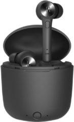 Bluedio - Draadloze oordopjes - bluetooth oortjes - in ear - earbuds - geschikt voor alle smartphones, zoals Apple Iphone en Android Samsung - met oplaadstation - zwart