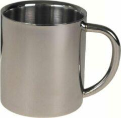 MFH Mok / Beker RVS dubbelwandig 250 ml