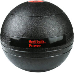 Zwarte Men's Health Slam Ball 5 kg - Crossfit - Oefeningen - Fitness gemakkelijk thuis - Fitnessaccessoire