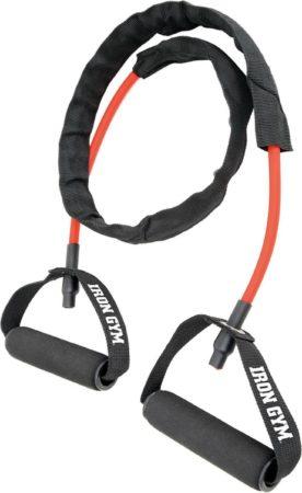 Afbeelding van Rode Orangeplanet Iron Gym Tube Trainer - Weerstandsband - Resistance band