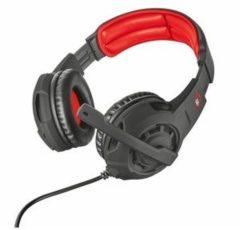 TRUST Cuffie da gioco con microfono GXT 310 nero/rosso 21187