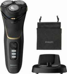 Philips Norelco Shaver 3300 Wet & Dry elektrisch scheerapparaat, 3000-serie