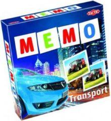 Selecta Spel en Hobby Transport Memo - Kinderspel