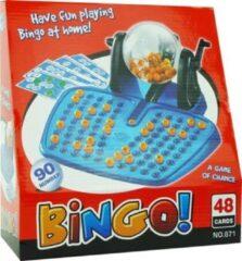 Massamarkt Bingomolen Plastic Met 90 Nummers
