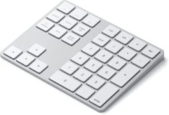 Zilveren Satechi bluetooth extended keypad - Silver
