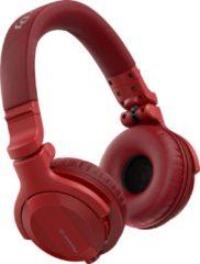 Pioneer DJ HDJ-CUE1BT-R Hoofdtelefoon - Rood